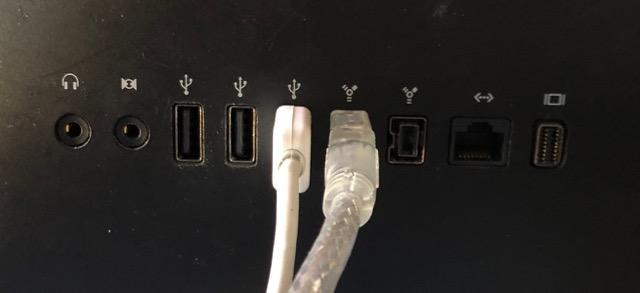 iMac Connectors