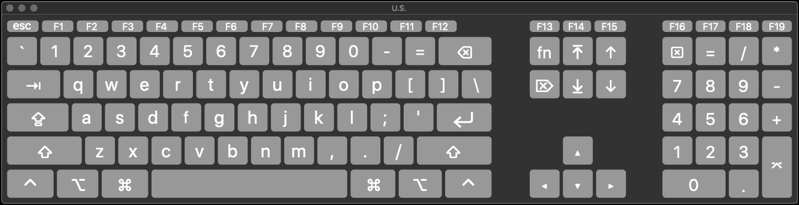 Virutual Keyboard