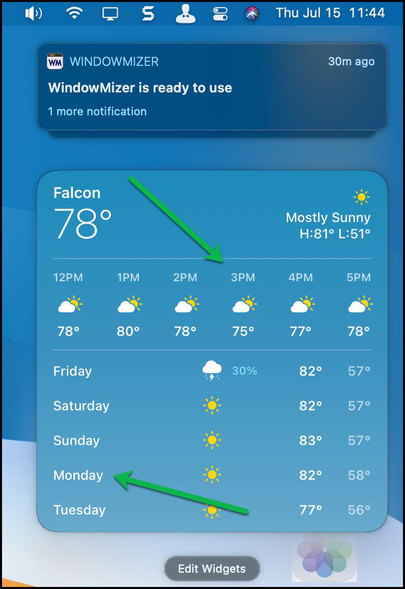 Weather Large