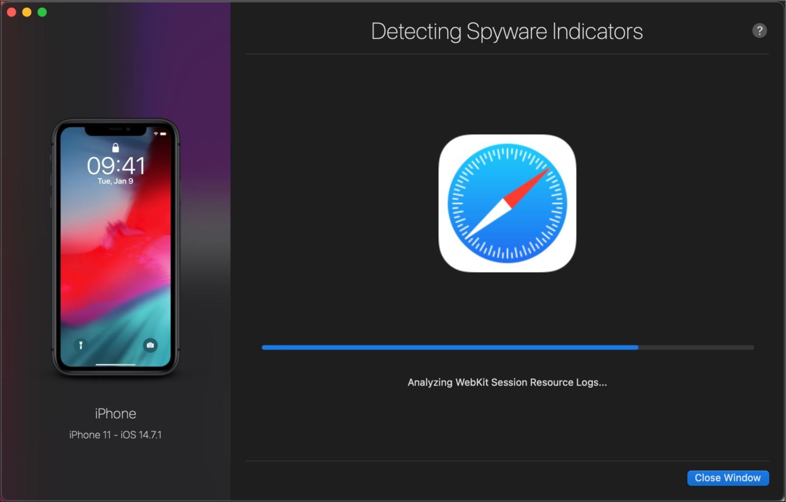 Spyware Indicators